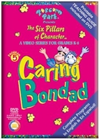 Six Pillars Of Character: Caring DVD