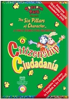Six Pillars Of Character: Citizenship DVD