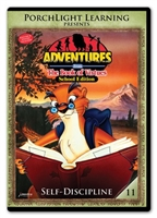 Adventures From The Book Of Virtues - Volume 11: Self-Discipline DVD