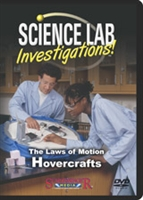 Science Lab Investigations! The Laws Of Motion: Hovercrafts
