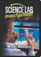 Science Lab Investigations! Water Analysis