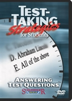 Test-Taking Strategies: Answering Test Questions