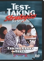 Test-Taking Strategies: Taking Essay Tests