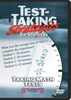 Test-Taking Strategies: Taking Math Tests
