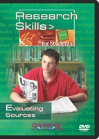 Research Skills For Students: Evaluating Sources (#CE2937)