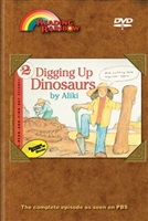 Reading Rainbow: Digging Up Dinosaurs DVD