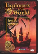Explorers Of The World Series: Spanish Explorers