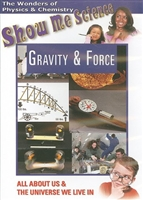 Show Me Science Chemistry & Physics - Physics: Gravity And Forces DVD