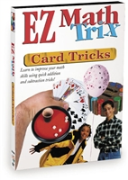 EZ Math Trix: Card Tricks (#CE3315)
