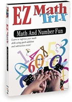 EZ Math Trix: Math & Number Fun (#CE3316)