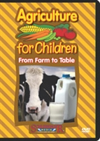 Agriculture For Children: From Farm To Table