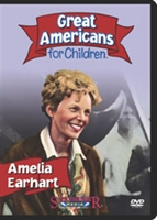 Great Americans For Children: Amelia Earhart