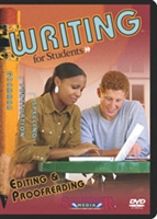 Writing For Students: Editing & Proofreading