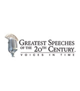 Greatest Speeches of the 20th Century: Voices In Time DVD Series
