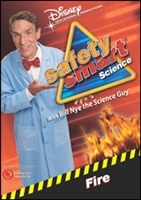 Safety Smart Science With Bill Nye The Science Guy: Fire Classroom Edition
