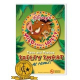 Wild About Safety with Timon & Pumbaa: Safety Smart At Home