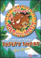 Wild About Safety with Timon & Pumbaa: Safety Smart Goes Green