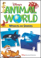 Disney Animal World: Whales And Sharks