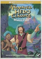 Animated Hero Classics: Marco Polo DVD