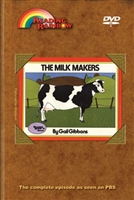 Reading Rainbow: The Milk Makers DVD
