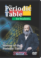 Periodic Table For Students: The History Of The Periodic Table