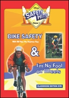 Safety Hits Volume 1: Bike Safety With Bill Nye The Science Guy And I'M No Fool On Wheels