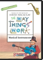 The Way Things Work: Musical Instruments
