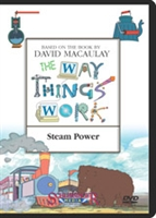 The Way Things Work: Steam Power