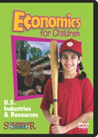 Economics For Children: U.S. Industries & Resources