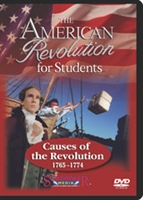 American Revolution For Students: Causes Of The Revolution (1765-1774)