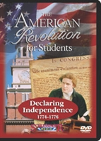 American Revolution For Students: Declaring Independence (1774-1776)