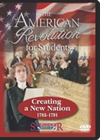 American Revolution For Students: Creating A New Nation (1783-1791)