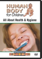 Human Body For Children: All About Health & Hygiene