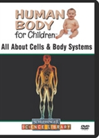 Human Body For Children: All About Cells & Body Systems