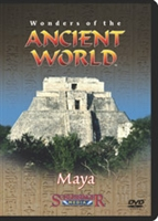Wonders Of The Ancient World: Maya