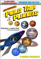 My Fantastic Field Trip To The Planets - 2013 Edition DVD