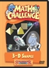 Math Challenge: 3-D Shapes