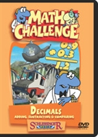 Math Challenge: Decimals: Adding, Subtracting & Comparing
