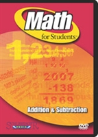 Math for Students: Addition & Subtraction