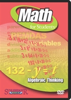 Math for Students: Algebraic Thinking