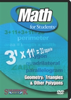 Math for Students: Geometry: Triangles & Other Polygons