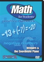 Math for Students: Integers & the Coordinate Plane