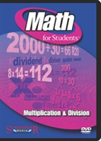 Math for Students: Multiplication & Division