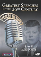 Greatest Speeches of the 20th Century: John F. Kennedy