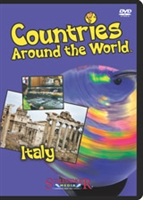Countries Around the World: Italy DVD