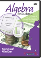 Algebra for Students: Exponential Functions