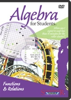 Algebra for Students: Functions & Relations