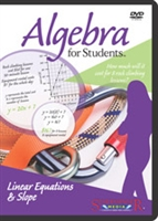 Algebra for Students: Linear Equations & Slope