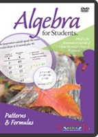 Algebra for Students: Patterns & Formulas