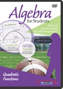 Algebra for Students: Quadratic Functions